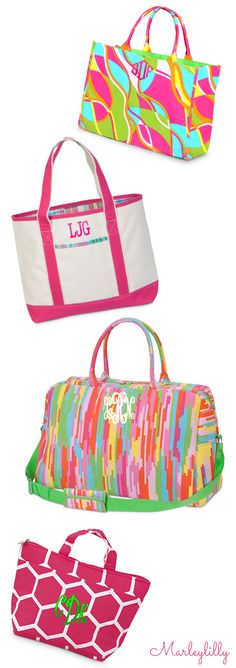 Marleylilly.com has so many fun bags to choose from! Many different shapes and sizes! #travel #purse #lunchbox #ootd #cute