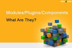 The article clarifies the differences and describes the peculiarities of plugins, modules and components in three major CMSs - Joomla, WordPress and Drupal.