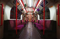 Central Line in World Tour: #London #Photography