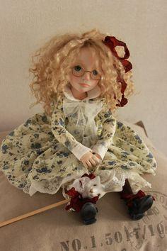My art! Alice!