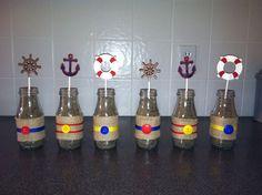 Nautical table centerpieces