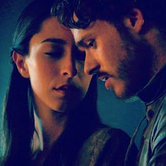 Robb and Talisa Stark ~ Game of Thrones