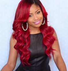 K Michelle Blue Hair hairstyles on Pinterest | Black Women, Short Hairstyles and Senegalese ...