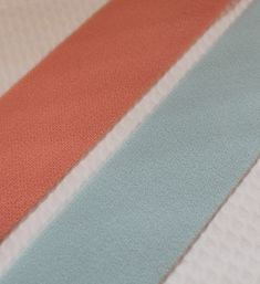 Decorative Elastic - Solid Peach or Light Blue, 1 - Farmhouse Fabrics Online Shop Sewing Tutorials, Sewing Projects, Sewing Patterns, Sewing Ideas, Farmhouse Fabric, Fabric Online, Fabric Crafts, Light Blue, Peach