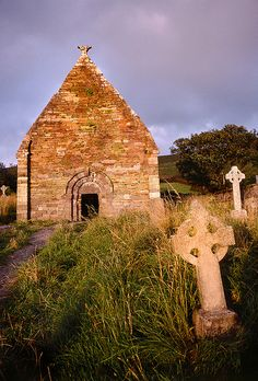 Kilmalkedar, Kerry, Ireland by josullivan.59, via Flickr
