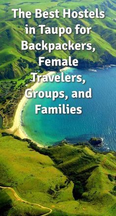 The Best Hostels in Taupo for Backpackers, Female Travelers, Groups, and Families: The beautiful lake, surrounding mountains, and ample…