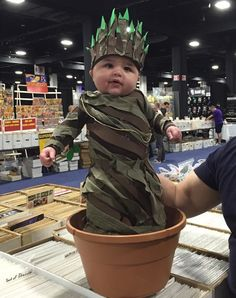 This Baby Groot Cosplay Might Just Be The Cutest Cosplay Ever