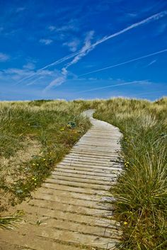 Gronant to Prestatyn Sand dunes