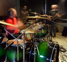 In The Studio: Successful Rhythm Section Tracking