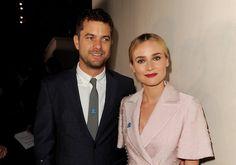 Pin for Later: 10 überraschende Fakten über Diane Kruger Sie mochte ihr erstes Date mit Joshua nicht