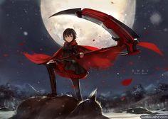 Anime RWBY 009 Wallpaper