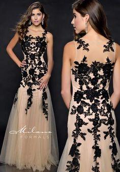 Milano Formals Dress E1780