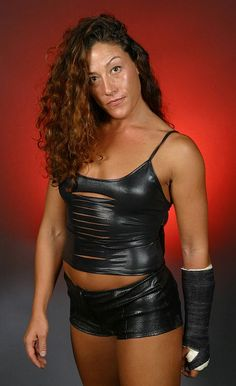 Erica Porter aka Jungle Grrrl - Women Pro Wrestlers