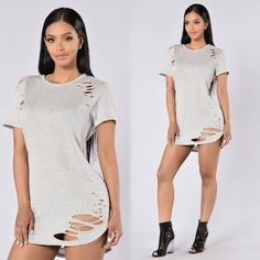 New-2017-Spring-Women-Short-Sleeve-Ripped-font-b-T-b-font-font-b-Shirts-b.jpg (1000×1000)