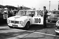 Touringcars in the early 1960s: Alfa Romeo Giulia