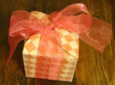 Cute cupcake box template