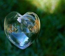 Inspiring picture bubbels, cool stuff, hearts, love, nature.