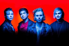 5 Seconds of Summer just released on April their second single and title track from their upcoming album Youngblood. They released their first single, Want You Back in February, when they also announced an upcoming 2018 tour. Posture Fix, Bad Posture, 5sos Photoshoot, Closer, Fan Army, Believe, Thank You For Listening, 5sos Memes, Guy