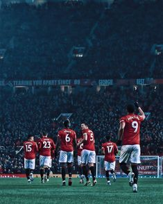 Soccer Pics, Soccer Pictures, Soccer Teams, Manchester United Wallpaper, Manchester United Team, Bedroom Canvas, Anthony Martial, Paul Pogba, Football Wallpaper