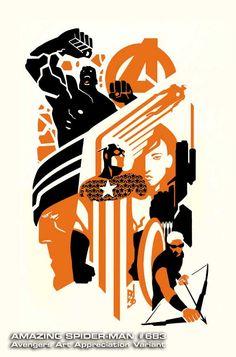 Art: The Avengers - Socialphy