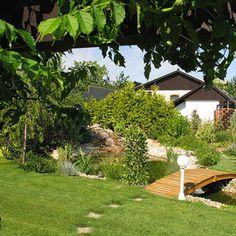 vidiecka záhrada