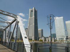 Minatomirai Yokohama Japan (Aprile)