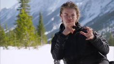 """The Revenant: Will Poulter """"Bridger"""" Behind the Scenes Movie Interview"""