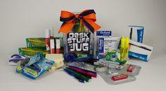 University of Virginia Desk Stuff in a Jug. $35.00, via Etsy.