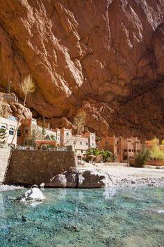 Tinghir, Morocco #AfricaTravelBudget