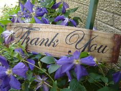 Wedding prop Thank You Muchas Gracias Merci Old by Lovetheunique, $20.00
