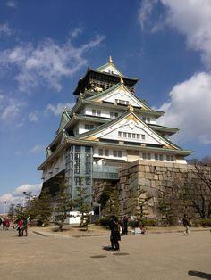 大阪城 天守閣 (Osaka Castle) in 大阪市中央区, 大阪府