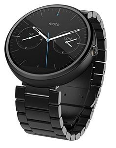 Motorola Moto 360 Metal Edition Dark-Finish Smartwatch (Metal Band, 23 mm) Motorola http://www.amazon.de/dp/B00SJ1PLB0/ref=cm_sw_r_pi_dp_-dP.ub1X1VAKS