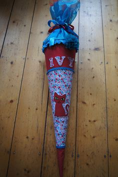 Schultüte Ivy www.kleinerbauchladen.de