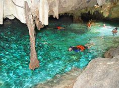 Aktun-Chen el mejor lugar para vacacionar en Cancún, encuentra más en http://www.1001consejos.com/guia-de-viajes-que-hacer-en-cancun