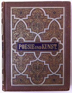 Hojas y flores de la poesía y el arte alemán