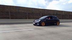 Black Corsa OPC