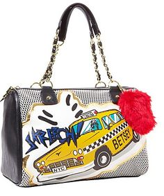 5 Chic Betsey Johnson Handbags Under  130 Betsey Johnson Handbags, Betsey  Johnson Dresses, Cute b624170d74