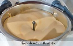 Magical Coffee Mousse with Thermomix - Desserts - Thermomix Dessert Mousse, Coffee Dessert, Desserts Thermomix, Dessert Recipes, Coffee Mousse, Book Cakes, Chocolate Decorations, Frappuccino, Sorbet