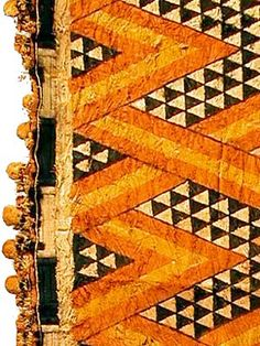 Kuba Barkcloth texti