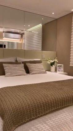 Indian Bedroom Design, Bedroom Furniture Design, Modern Bedroom Design, Home Room Design, Master Bedroom Design, Home Interior Design, Modern Luxury Bedroom, Master Bedroom Interior, Luxurious Bedrooms