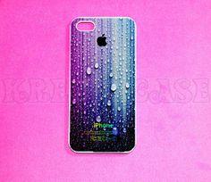iPhone 5s Case iPhone 5 caseColorful Raindrop  door KrezyCases, $14.99