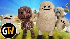 Обзор игры - LittleBigPlanet 3 - YouTube