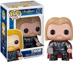 The Avengers - Thor Pop! Vinyl Bobble Head Figure