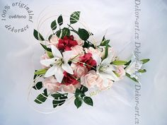 Dekorace na svatební auto pro nevěstu. Napkins, Tableware, Dinnerware, Towels, Dishes, Place Settings, Serveware
