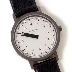 100$    Mondaine Don't rush watch