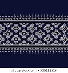 New Photographs Carpet Pattern vector Concepts If you are a new comer to the game of home décor, you then might have looked for various tips onlin Ethnic Patterns, Weaving Patterns, Embroidery Patterns, Woodland Nursery, Woodland Animals, Border Design, Pattern Design, Arabic Pattern, Bunny And Bear
