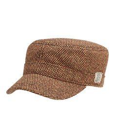 Life is Good® Russet Tweed Cadet Cap - Women 21b6847cff38