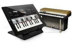 IK Multimedia Releases iLectric Piano For iPad http://futuremusic.com/blog/2013/02/14/ik-multimedia-releases-ilectric-piano-for-ipad/