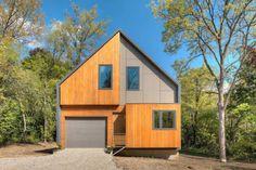 Arquitectura doméstica sustentable. Casa Matchbox - Noticias de Arquitectura - Buscador de Arquitectura