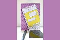 ITxtU_Text message card Send Text Message, Message Card, Text Messages, Special Text, Thank You Cards, Fathers Day, Birthday Cards, Greeting Cards, Handmade Items